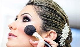 Maquiagem Cap�o Raso domicílio